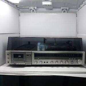 VTG Hitachi SDT-9622H AM/FM Stereo Cassette Recorder Record Player