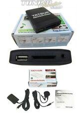 Für Seat Radio MFD 2 / RNS-4 Bluetooth USB SD MP3 AUX In CD Wechsler Adapter 12P