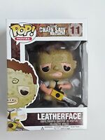 The Texas Chainsaw Massacre Funko POP Vinyl No. 11 Leatherface POP! Movies #11