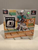 2020 NFL Panini Optic Donruss Football Mega Box sealed. Herbert, Burrow