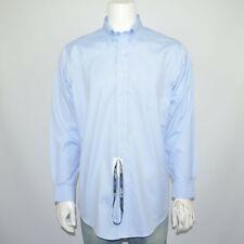 NWT BROOKS BROTHERS Classic Pinpoint Non Iron Cotton Dress Shirt Sz 16.5 - 34