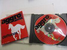 AGGRO-ACTVE #15 CD Deftones,Alice Cooper,Iron Maiden,Suicidal Tendencies