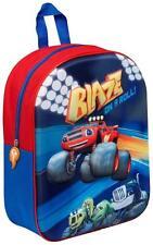 Nuevo Blaze y el monstruo máquinas Junior Bolso Escolar Mochila Niños Chicos