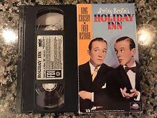 Holiday Inn Vhs! 1942 Black & White Drama! White Christmas Dixie Just For You