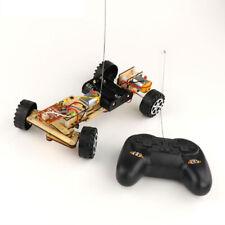 Remote Control Car Puzzle Building Toy Piece Model DIY Educational Fun Hobby