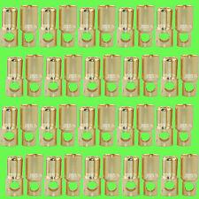 40 Pièce 20 Paire 6mm Prise d'or Connecteurs plaqués or Batterie/pile Lipo LRP