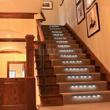 Wireless PIR 6 LED Bright Motion Sensor Light Cabinet Wardrobe Drawer Stair Lamp