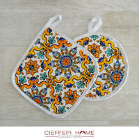 CETARA Set 2 Presine cucina - Cieffepi Home Collections