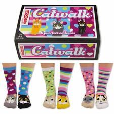 United Oddsocks Catwalk - Ladies Novelty Socks - Birthday Gift Christmas Gift