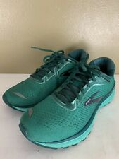 Brooks Adrenaline GTS 20-XX  Green Womens Running Shoes Size 10 Medium B.