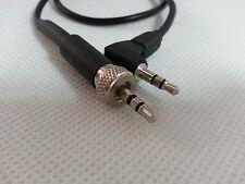 Sennheiser cl1 bloccaggio Cavo 3.5mm Spina Radio Wireless Strumento Di Piombo Maschio Sony