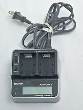 Sony AC Adaptor/Charger for H Series Batteries Model # (AC-VQH10)