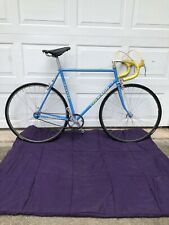 VINTAGE  CIRCA 1981 COLNAGO SUPER 56CM FIXED GEAR