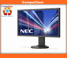 """NEC-EA244wmi-Moniteur LCD 24"""" - Grade A Avec Câbles HDMI 1080p C"""