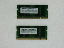 4GB (2X2GB) MEMORY FOR iMac 7,1 20-inch Mid 2007 PC2-5300 DDR2 SDRAM 200 pin