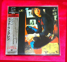 TODD RUNDGREN RUNT JAPAN SHM MINI LP CD VICP-70057