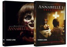 Dvd Annabelle 1-2: Creation (2 Dvd) ....NUOVO