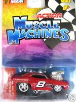 Muscle Machines  Nascar 1/64 Chevrolet Camaro Z28 NEW