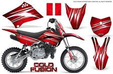 Kawasaki KLX110L KLX 110 L 2010-2017 Graphics Kit CREATORX Decals Stickers CFR