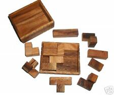 Patience Box - wood brain teaser puzzle Packing Cube