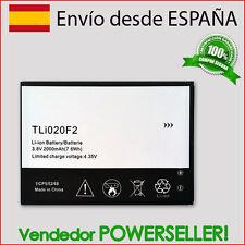 Bateria TLi020F2 para Alcatel One Touch Pop 2 5042D / 2000mAh