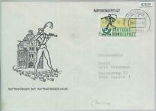 82839 - GERMANY - Postal History - FRAMA LABEL COVERS:  Music litterature HAMELN