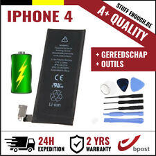 A+ REPLACEMENT REMPLACEMENT BATTERY/BATTERIJ/BATTERIE/ACCU + TOOLS FOR IPHONE 4