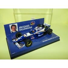 WILLIAMS RENAULT FW 18 GP 1996 J. VILLENEUVE MINICHAMPS 1:43
