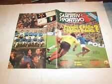 GUERIN SPORTIVO 1975/44 POSTER MILAN MOSER GIORGI ELE