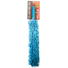 Microfibre Noodle 2 In 1 Extra Long Flexible Wash Alloy Wheel Brush Car Cleaner