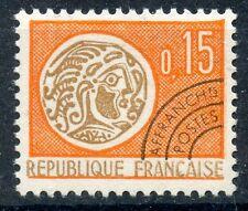 TIMBRE FRANCE NEUF PREOBLITERE N° 124 ** / MONNAIE GAULOISE