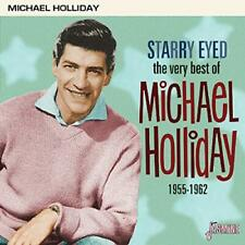 STARRY EYED 19551962 - HOLLIDAY MICHAEL [CD]