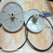 1pc Philips Marantz CD Player CDM-4 CDM4 Turntable Tray Drawer Gear Wheel + Belt
