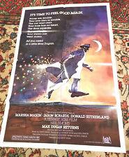Max Dugan Returns (1983) Original Movie Poster (Lot 3) Mathew Broderick
