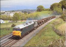 Class 50 Diesel Electric No. 50019 Ramillies at Twerton Bath Seller Ref 19776