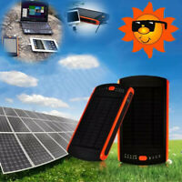 High Quality Portable Solar Panel Charger Power Bank 23000mAh for Laptop Mobile