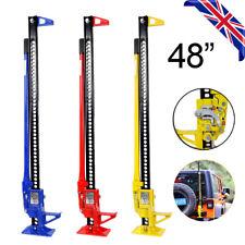 "Hi Lift Farm Jack 48"" - 4x4 4WD Heavy Duty High Lifter Recovery Off Road 3 Color"
