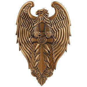 """POPTOYS ALS010 1/6 Europa War Eagle Knight Guard Silver Armor 12"""" Figure Shield"""