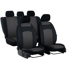 3d negra para fundas para asientos renault megane asiento del coche delante de referencia sólo asiento del conductor