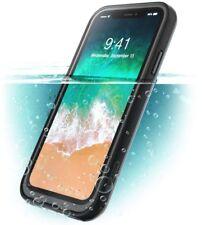 Case I-BLASON Aegis Waterproof IP68 for iPhone X - BLACK