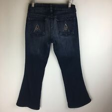 Seven For All Mankind Jeans - A Pocket Dark Wash - Tag Size: 25 (27x26) - #3174