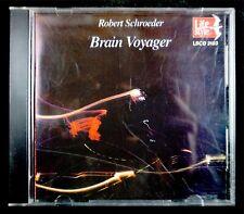 ROBERT SCHROEDER Brain Voyager BERLIN SCHOOL ELECTRONIC AMBIENT AVANT GARDE CD