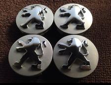 Peugeot Genuine Center Wheel cap OEM JDM 4 pieces