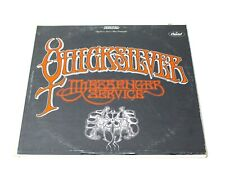 Quicksilver Messenger Service - Self Titled - Capitol Records ST-2904 - Vinyl LP
