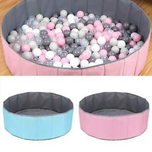 Kids Game Play Toy Tent Ocean Ball Pit Pool Children Baby Indoor Easy Foldable