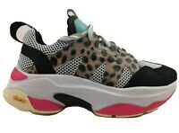 P448 Jedy Bloom Chunky Urban Sneaker Trainer Vibram Sole Womens Size 37 UK 4
