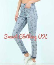 Levi's Women's Skinny Jeans Mile High Super Skinny (Printed)  RRP £85
