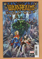 THE WAR OF THE REALMS #1 FRANK CHO ART VARIANT MARVEL COMICS
