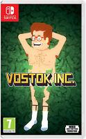 Vostok Inc. 3.000 Limited Print Run Edition Numéroté 3000 ex Jeu Nintendo