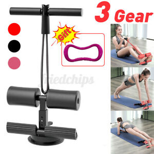 WESEEDOO Sit Up Bar Sit Up Exercise Equipment Stomach Exerciser Abdominal Exercise Roller Core Exercise Equipment Home Fitness Equipment Abs Cruncher For Men